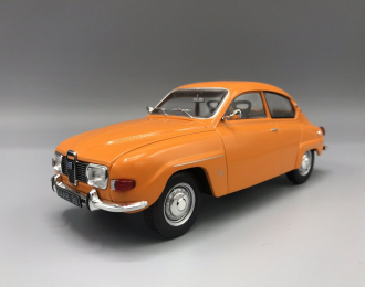 SAAB 96 V4 1970 Orange