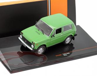 "ВАЗ 2121 ""НИВА"" 4х4 1978 Зеленый"