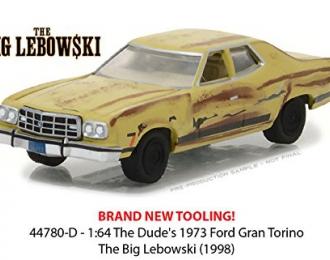 """FORD Gran Torino 1973 машина Лебовски (из к/ф """"Большой Лебовски"""")"""