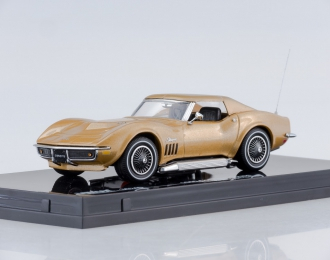 CORVETTE Coupe (1969), riverside gold