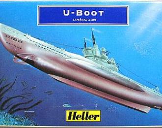 Сборная модель Подводная лодка U-Boot