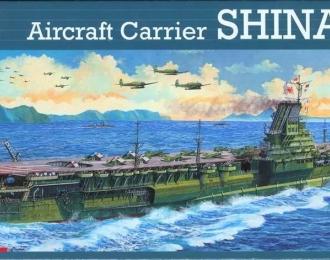 Сборная модель Японский авианосец SHINANO