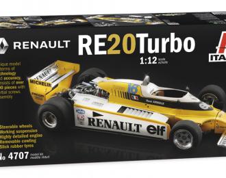 Сборная модель RENAULT RE 20 Turbo