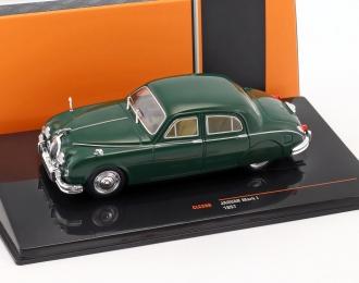 JAGUAR Mk.I 1957 Dark Green