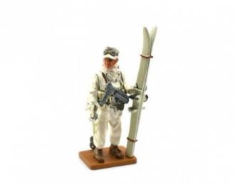 Обер-фельдфебель 1-й горнолыжный дивизион Вермахт Германия 1943