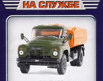 Журнал Автомобиль на службе КО-003 (ЗИЛ-130)
