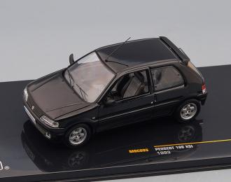 PEUGEOT 106 XSI 1993,  mettalic black