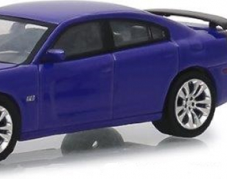 DODGE Charger Super Bee с фигуркой девушки 2013