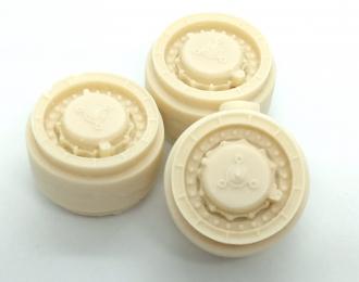(Уценка!) Комплект дисков для многоосников МАЗ/МЗКТ под резину (ВИ-202), 3 шт.