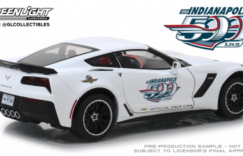 "CHEVROLET Corvette Z06 ""Indianapolis 500"" Pace Car 2015"