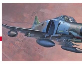 Сборная модель Самолет F-4E PHANTOM II