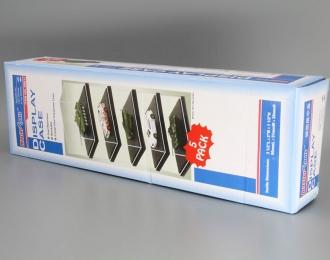 Бокс для моделей (Автомобили 1/87, Бронетехника 1/72) размер 90X51X38mm
