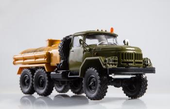 Топливозаправщик АТЗ-4,4-131, Легендарные Грузовики СССР 30