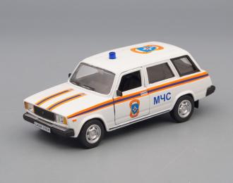 ВАЗ 2104 МЧС, белый