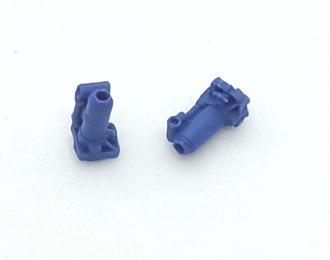 (Уценка!) Бутылочные домкраты (3 т.), набор 2 шт., синий