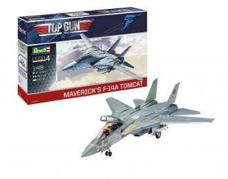 Сборная модель Maverick's F-14A Tomcat Top Gun