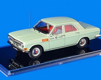 Горький 24-01 - Такси (радиофицированный) 1971 г. - Москва