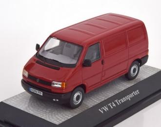 VOLKSWAGEN Transporter T4 Van (фургон) 1990 Dark Red
