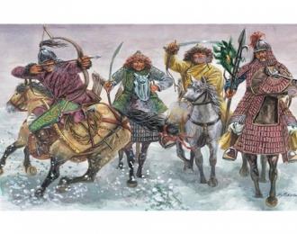 Сборная модель Солдаты MONGOLS
