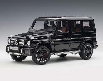 Mercedes-Benz G63 2017 (black)