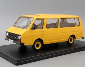 РАФ-22038, Легендарные Советские Автомобили 24, желтый