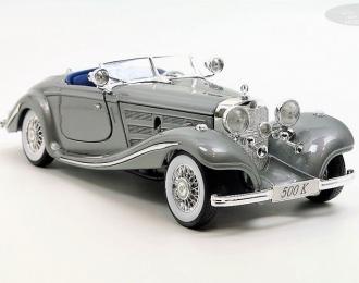 Mercedes-Benz 500 K 1936 (silver)