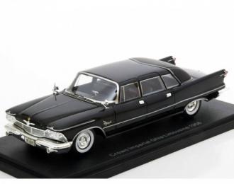 IMPERIAL CROWN Ghia Limousine 1958 Black