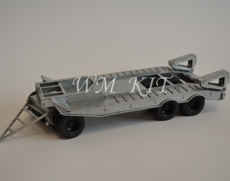 (KIT) полуприцеп-тяжеловоз ЧМЗАП 5208