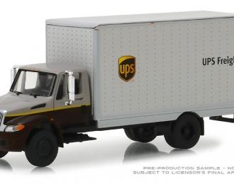 """INTERNATIONAL Durastar Box Van """"United Parcel Service"""" 2013"""