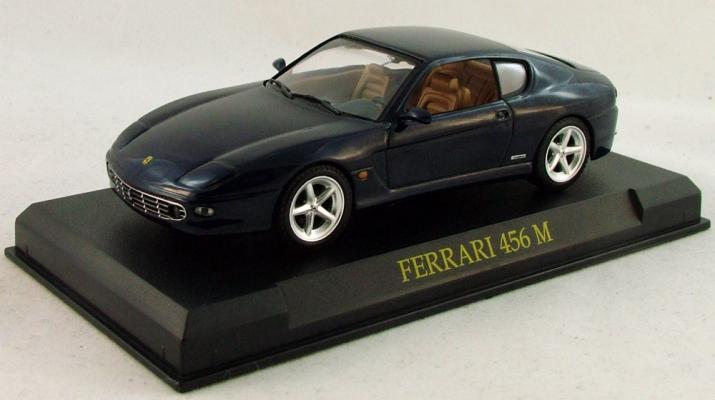 FERRARI 456 M GT, blue