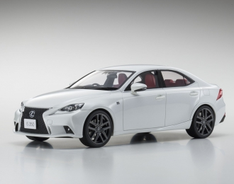 Lexus IS F Sport (white)