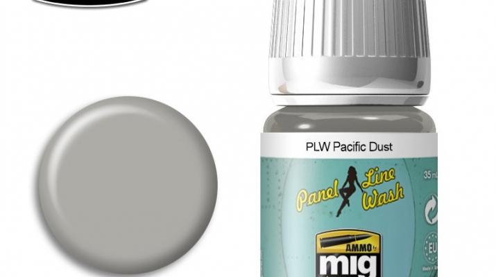 """Смывка """"PLW PACIFIC DUST"""" (смывка для стыков панелей, тихоокеанскаяпыль)"""