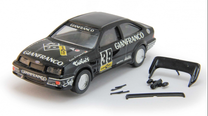 FORD Sierra RS Cosworth #39 Gianfranco Carlos Rodrigues, black