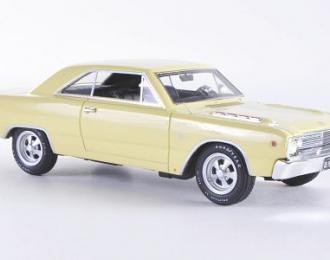DODGE Dart GTS (1968), sunfire yellow