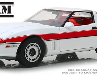 "CHEVROLET Corvette C4 1984 (из телесериала 'Команда А"")"
