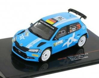 SKODA Fabia R5 EVO #78 M.Engel/I.Minor Rally Monza (2020)