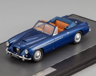 BRISTOL 405 Abbott DHC (1956), metallic blue