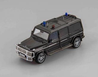 (Уценка!) MERCEDES-BENZ G63 XXL AMG W463 (2016), black