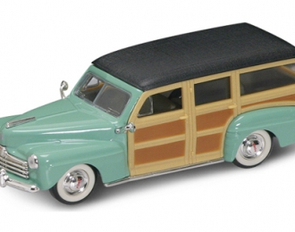 FORD Woody (1948), green