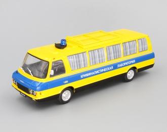 ЗИЛ 118КЛ, Автомобиль на службе 13, желтый с синим