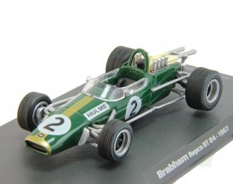 BRABHAM Repco BT 24 (1967), green