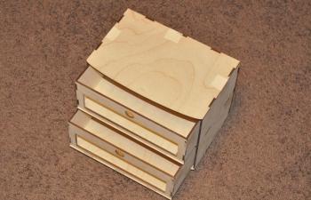 Модуль нижний 2 ящика