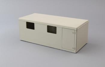 Сборная модель Надстройка Техничка (Ралли Objective Sud) на шасси Камский грузовик