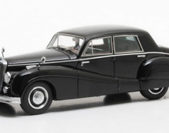 ARMSTRONG SIDDELEY Sapphire 346 Four Light Saloon 1953 Black