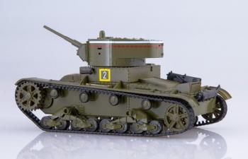 Т-26(33), Наши танки 5