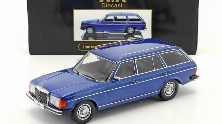 Mercedes-Benz 250T S123 Estate 1980 (blue)