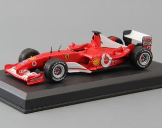 FERRARI F2003-GA Michael Schumacher #1 (2003), red / white