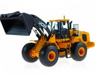 JCB loader 467 WLS, yellow