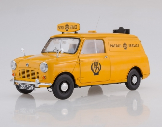 AUSTIN Mini AA Patrol Service Van (1963), yellow
