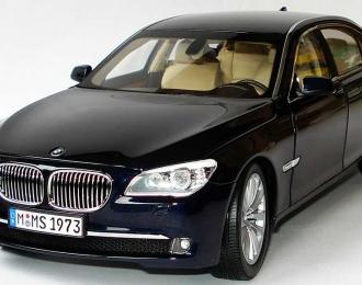 BMW 750Li F01/F02 (2008), imperial blau met.